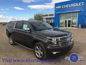 2016 Chevrolet Suburban Sun, Entertainment, & Destinations Pkg.