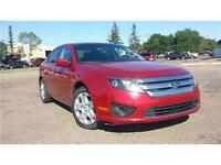 2011 Ford Fusion .. MADE FOR YOU.. LOOOW KMM!! COME SEE