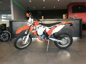 2015 KTM EXC-F 350!$57.49 BI-WEEKLY WITH $0 DOWN!ROAD LEGAL!!