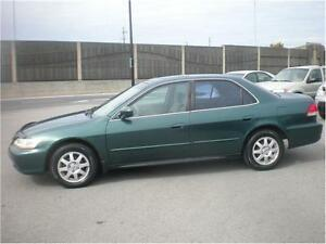 2002 Honda Berline Accord SE
