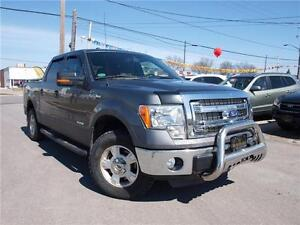 2013 Ford F-150 XLT, CLEAN CAR PROOF, ECO BOOST! 416-742-5464