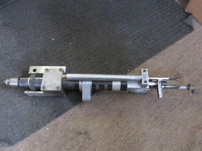 Aro Cross Drilling Attachment W Air Controls 2 Brown Sharpe