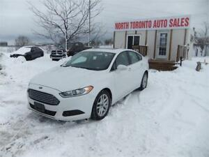 2013 Ford Fusion SE PWR SUNROOF //CERTIFIED!!