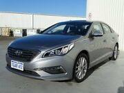 2016 Hyundai Sonata LF3 MY17 Active Grey 6 Speed Sports Automatic Sedan Canning Vale Canning Area Preview