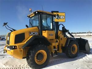 NEW JCB 417 WHEEL LOADER **CLEAR OUT PRICE**