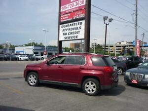 2011 GMC Terrain SLE-2 All Wheel Drive Safety Included