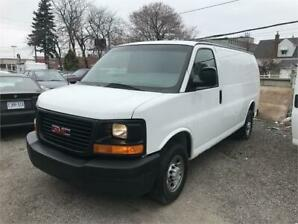 2007 chevy express cargo van, only 172K, very clean, certified