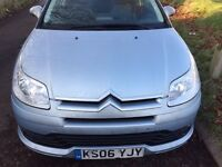 2006 CITREON C4 DIESEL DRIVES NICE ECONOMICAL AND RELIABLE CHEAP TO RUN