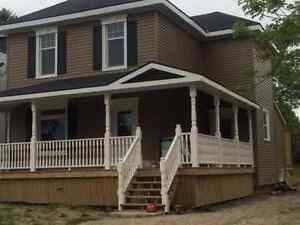 Picton, 3 bed, 2  bath home. Central A/C,  $1600/mo + util