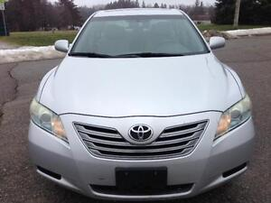 2008 Toyota Camry Hybrid W/ PW, PL, SUNROOF, CERT/E-TEST