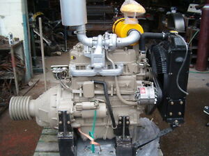 DIESEL ENGINE 70 HP TURBO DIESEL HD STATIONARY RICARDO Prince George British Columbia image 1