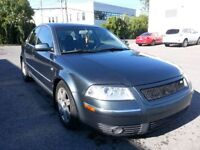 2001 Volkswagen Passat Berline Full