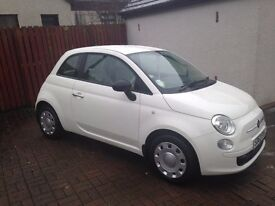***63 FIAT 500 POP**FSH** 1 LADY OWNER** LONG MOT***