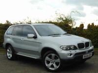 2004 54 BMW X5 3.0 D SPORT 5D AUTOMATIC DIESEL