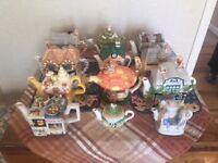 Decorative Teapots
