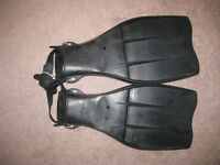 Scuba diving fins Dacor TX-2000 Professional