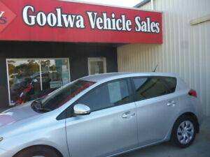 2015 TOYOTA COROLLA ZRE ASCENT COROLLA-ONE OWNER Goolwa Alexandrina Area Preview