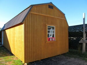 30X12X11 SHED / STORAGE, FULLY INSULATED.
