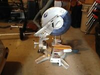 "12"" Master Craft Miter Saw"