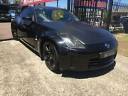 2007 Nissan 350Z Z33 MY07 Touring Black 6 Speed Manual Coupe Edgeworth Lake Macquarie Area Preview