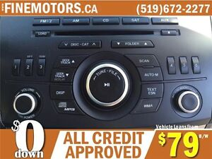 2011 MAZDA MAZDA 3 GS * POWER ROOF * CAR LOANS FOR ALL CREDIT London Ontario image 9