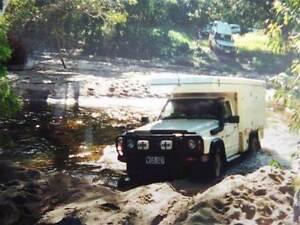 Pop Top Slide On Camper Berri Berri Area Preview