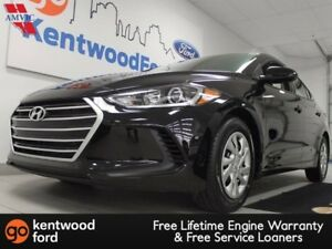 2018 Hyundai Elantra Elantra with comfortable heated front seats