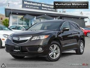 2015 ACURA RDX AWD TECH PKG |NAV|CAMERA|BLUETOOTH|FAC.WARRANTY