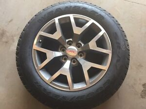 brand new 275/55/20 tires and rims