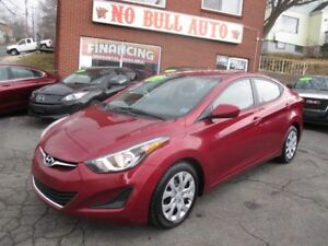 2015 Hyundai Elantra GL, From $99 Bi weekly, Tax In!!! OAC