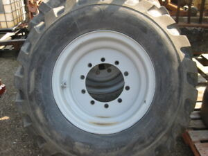 14 x 24 TG 12 PLY GOODRICH USED 65% FOAM FILLED ON RIMS