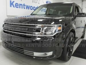 2018 Ford Flex Limited AWD, NAV, sunroof, power heated leather f