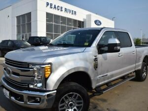 2017 Ford F-250 Lariat 4x4 SD Crew Cab 6.75 ft. box 160 in. WB