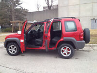 2002 Jeep Liverty