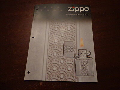 FULL SIZE 2005/06 CHOICE ZIPPO LIGHTER CATALOG UNUSED
