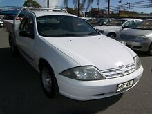 2002 Ford Falcon Auiii XL (LPG) 4 Speed Automatic Enfield Port Adelaide Area Preview