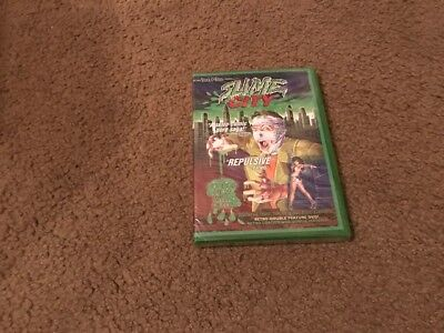 Slime City   Naked Fear Dvd Retro Shock O Rama New   Sealed