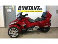2015 CAN AM SPYDER RT LIMITED ( 4 ANS DE GARANTIE )