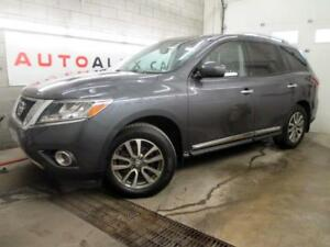 2013 Nissan Pathfinder SL 4WD 7 PASSAGER CUIR MAGS 18 CAMERA