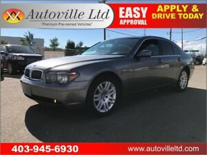 2004 BMW 7 Series 745i NAVI LEATHER ROOF