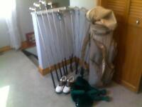 WILSON PRO-STAFF LADIES SET,, MINT!! WANT GONE!!