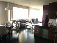 King West Furnished 2+2 apartment for Rent! Available now!