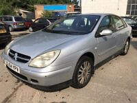 Cheap car of the day 2004 Citroen C5 diesel, starts and drives, MOT until 11th December, car located