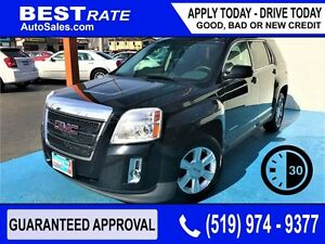 GMC TERRAIN - APPROVED IN 30 MINUTES! - ANY CREDIT LOANS