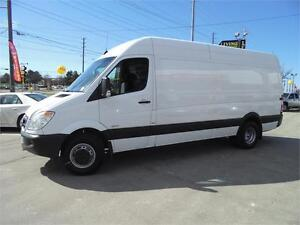 2011 MERCEDES BENZ SPRINTER 3500 BLUETEC **EXTENDED+HIGH TOP*
