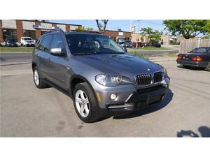 2007 BMW X5 3.0si Pano Roof Loaded Sport Pkg Certified Etested