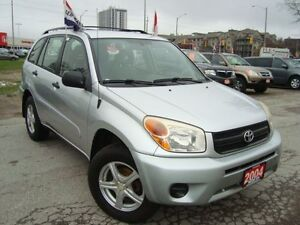 2004 Toyota RAV4 Only 177km 4WD Accident & Rust Free