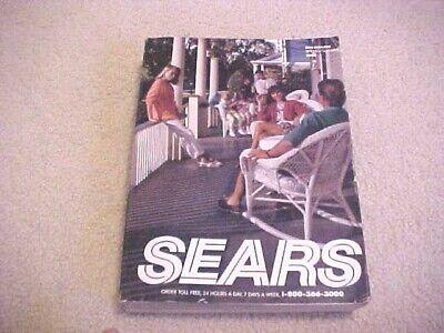 1991 SEARS LARGE SPRING/SUMMER CATALOG