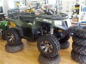 2015 Arctic Cat XR 550 Package Special