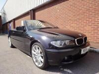 2005 BMW 3 SERIES 318 Ci SE 2dr CONVERTIBLE